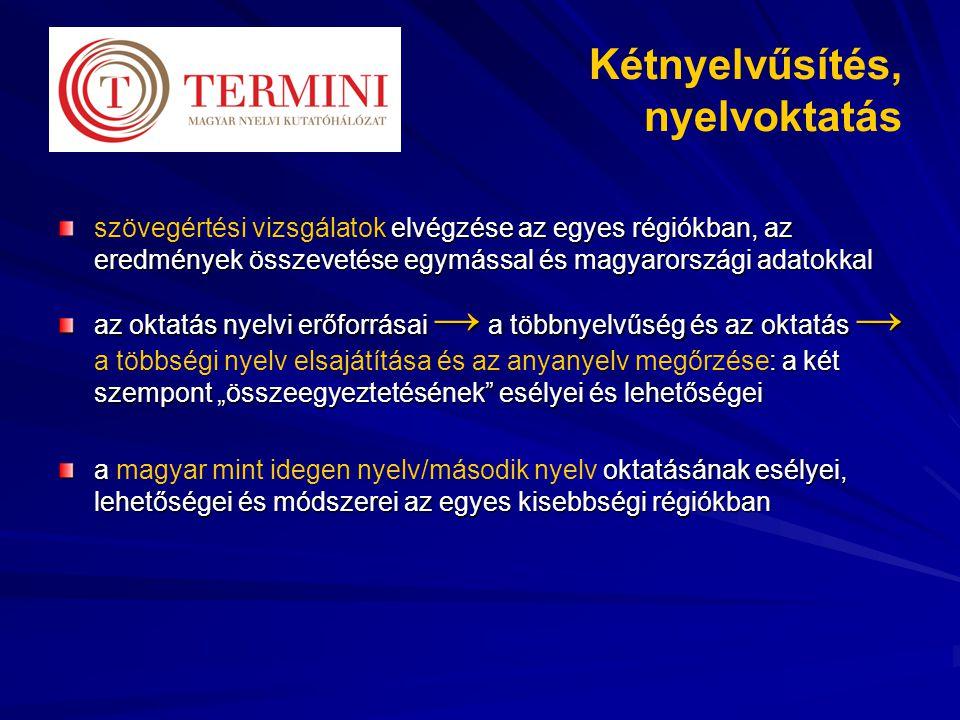 Kétnyelvűsítés, nyelvoktatás