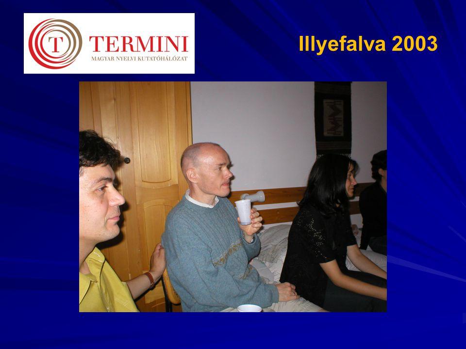 Illyefalva 2003