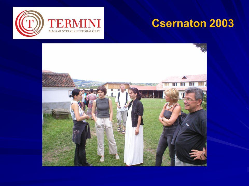 Csernaton 2003