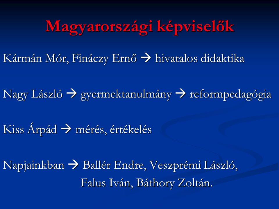 Magyarországi képviselők