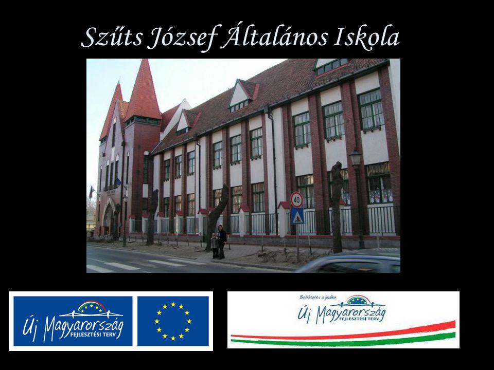 Szűts József Általános Iskola