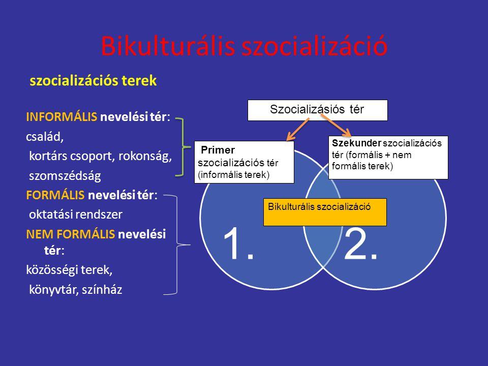 Bikulturális szocializáció