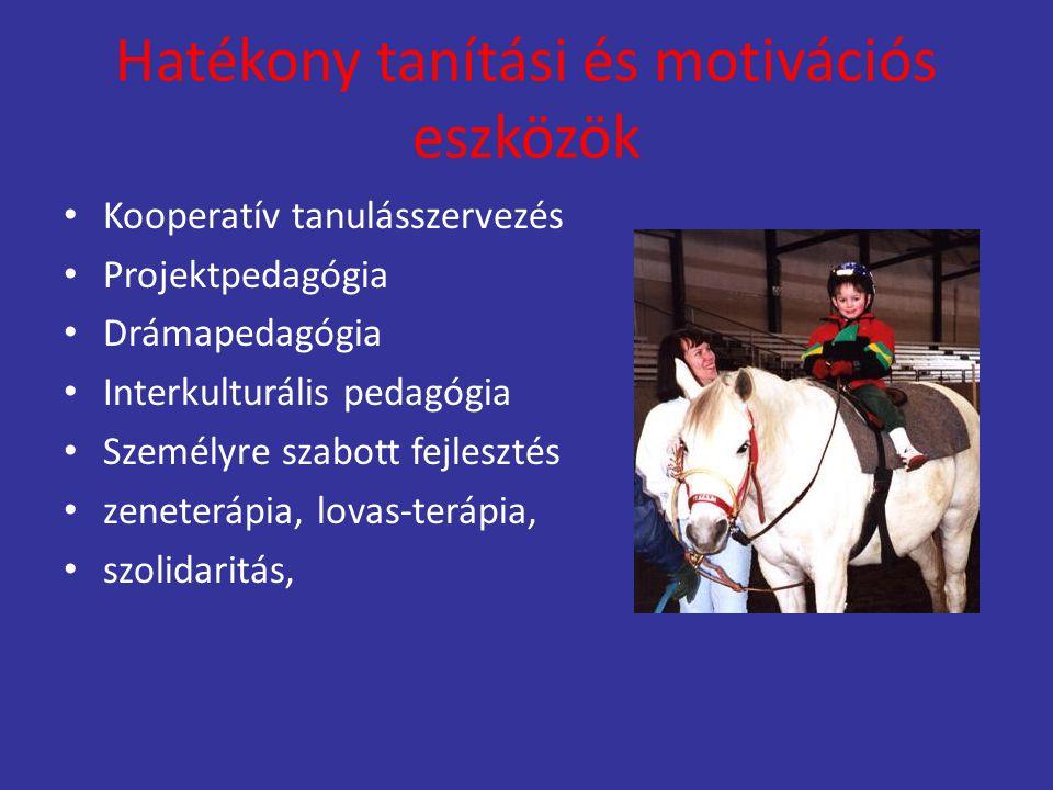 Hatékony tanítási és motivációs eszközök