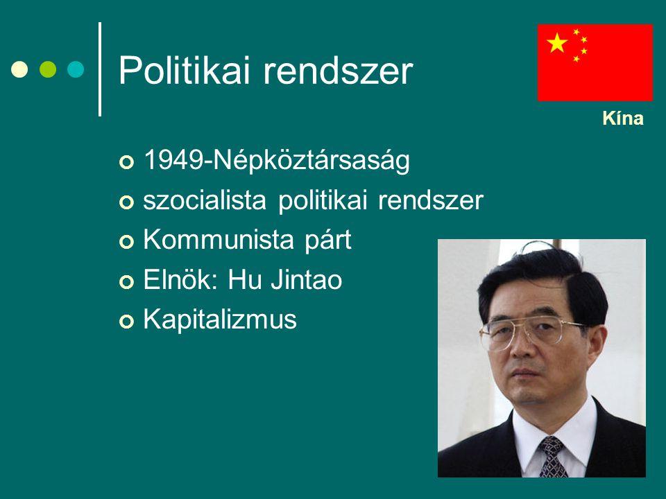 Politikai rendszer 1949-Népköztársaság szocialista politikai rendszer