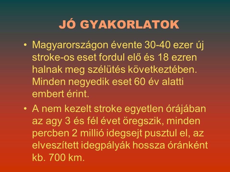JÓ GYAKORLATOK