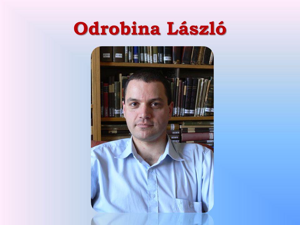 Odrobina László