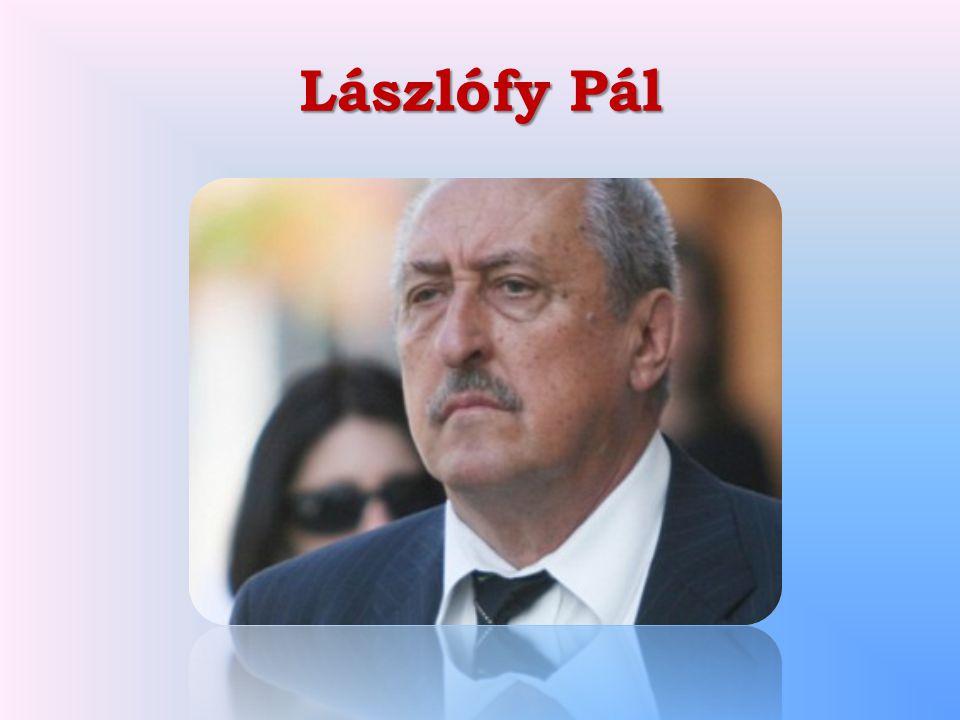 Lászlófy Pál