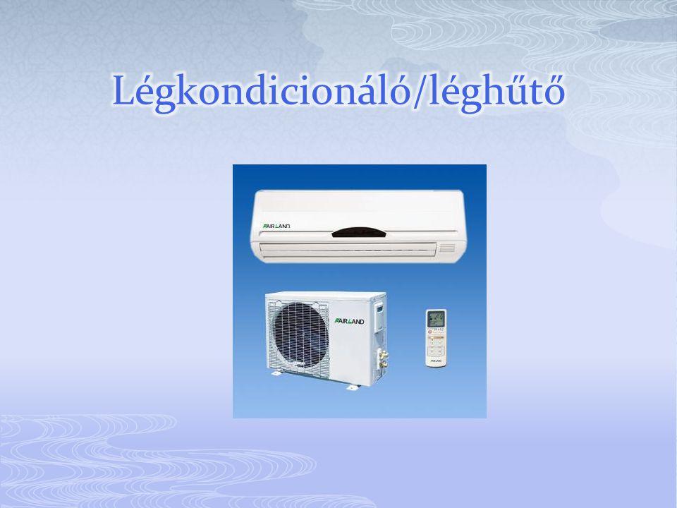 Légkondicionáló/léghűtő