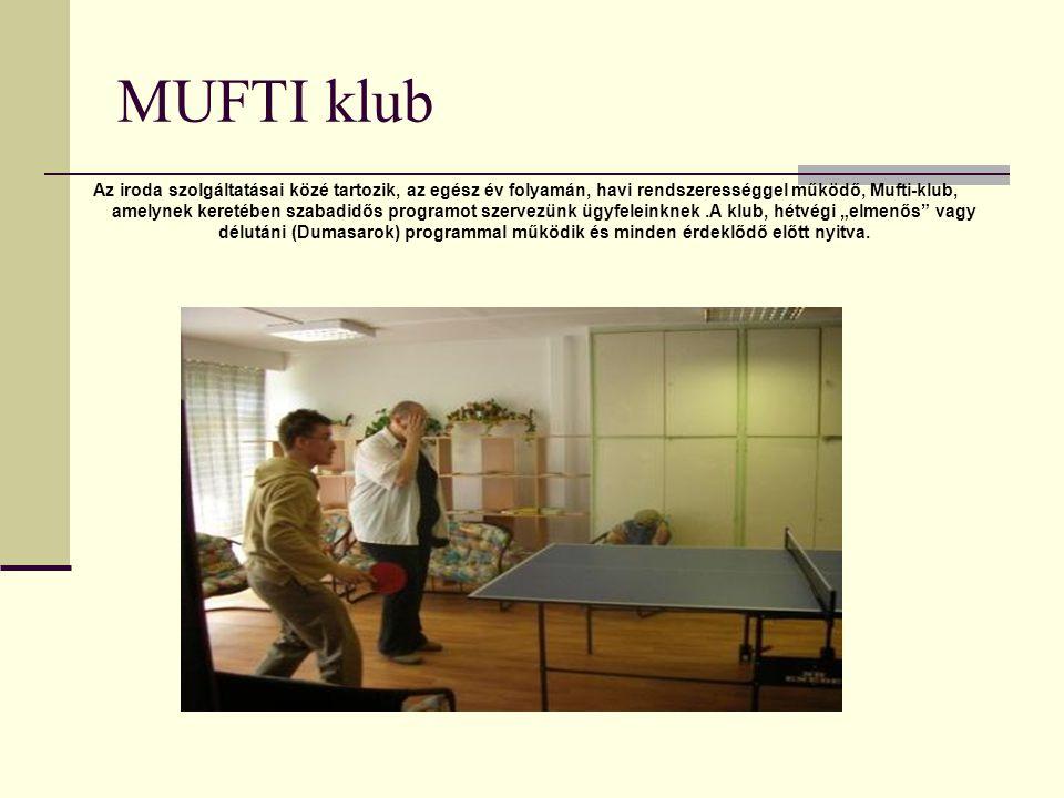 MUFTI klub