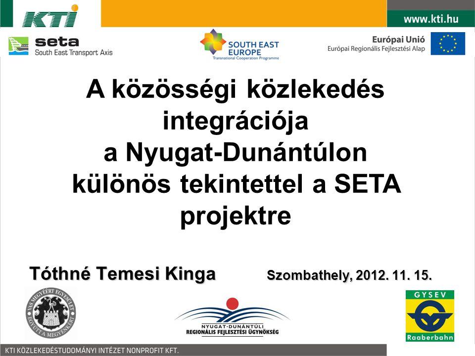 Tóthné Temesi Kinga Szombathely, 2012. 11. 15.