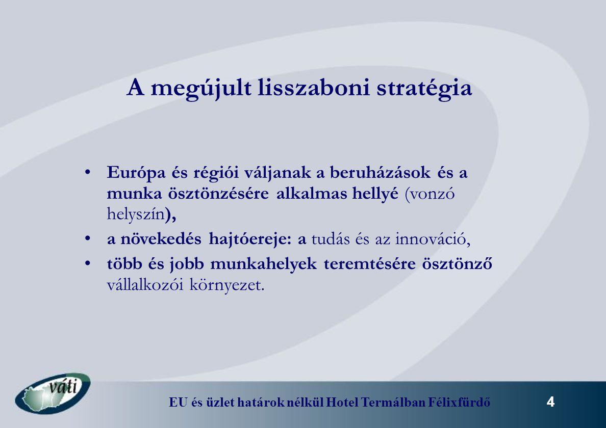 A megújult lisszaboni stratégia