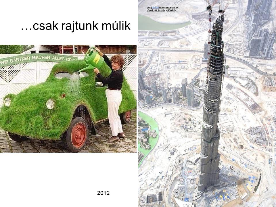 …csak rajtunk múlik 2012