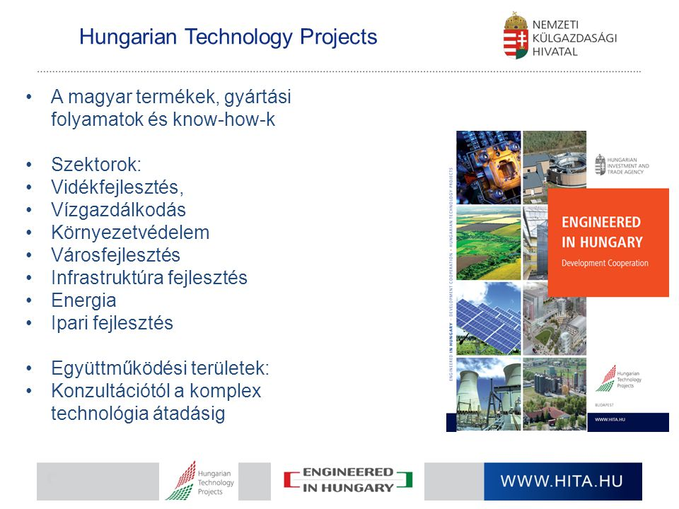 Hungarian Technology Projects