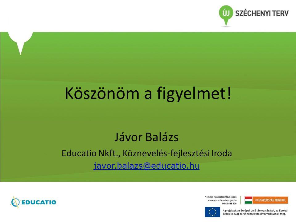 Educatio Nkft., Köznevelés-fejlesztési Iroda