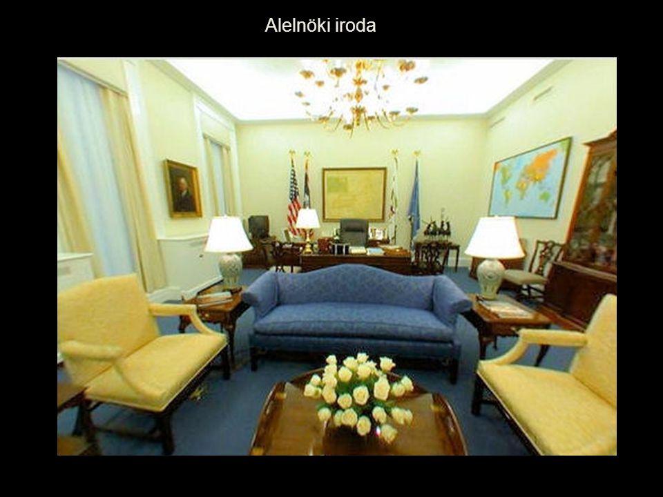 Alelnöki iroda