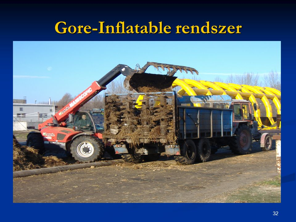 Gore-Inflatable rendszer