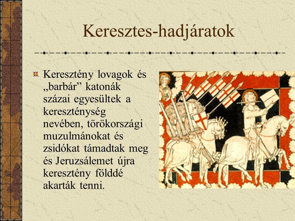 Keresztes-hadjáratok