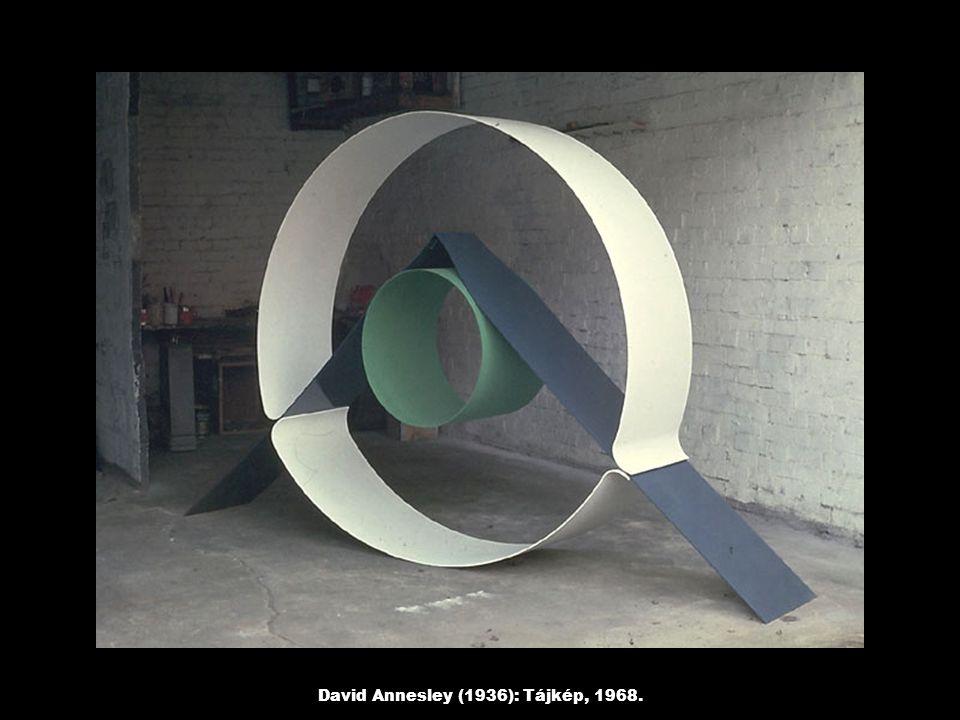 David Annesley (1936): Tájkép, 1968.