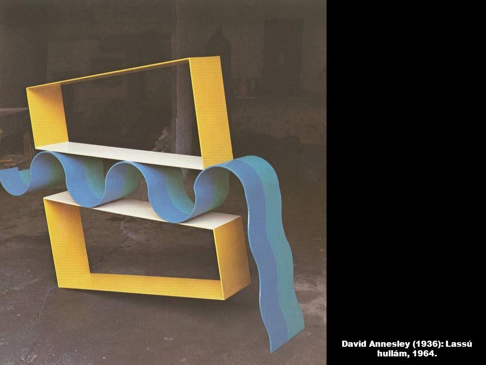 David Annesley (1936): Lassú hullám, 1964.