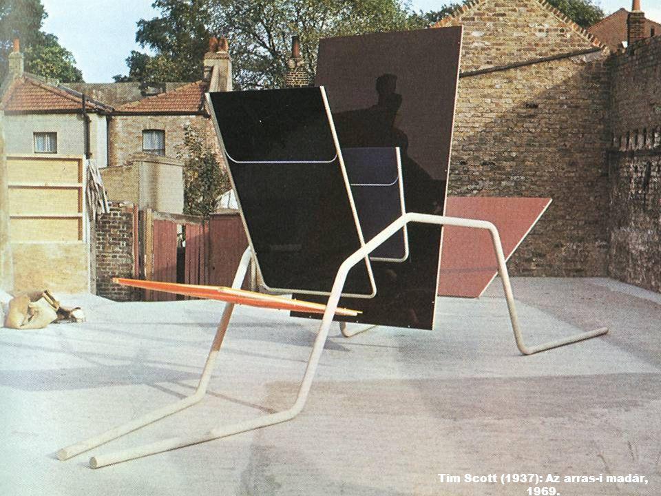 Tim Scott (1937): Az arras-i madár, 1969.