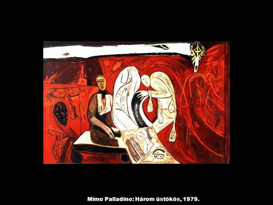 Mimo Palladino: Három üstökös, 1979.