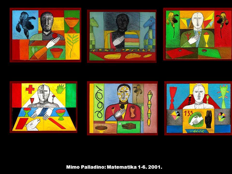 Mimo Palladino: Matematika 1-6. 2001.