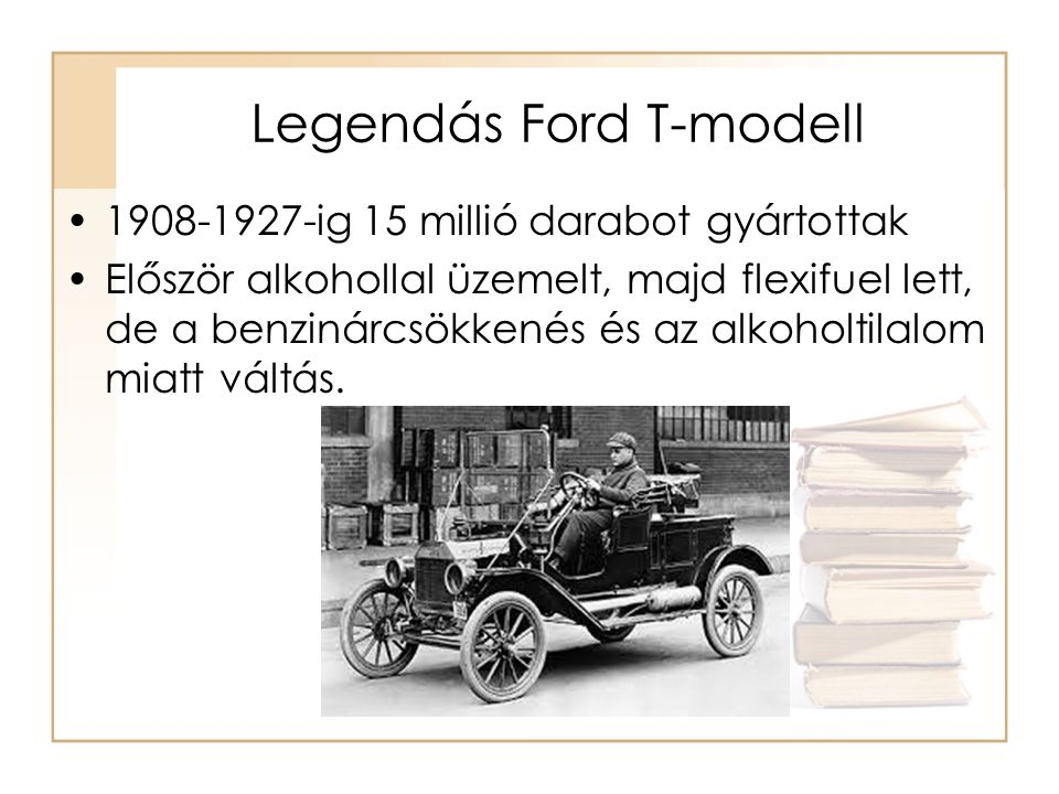 Legendás Ford T-modell