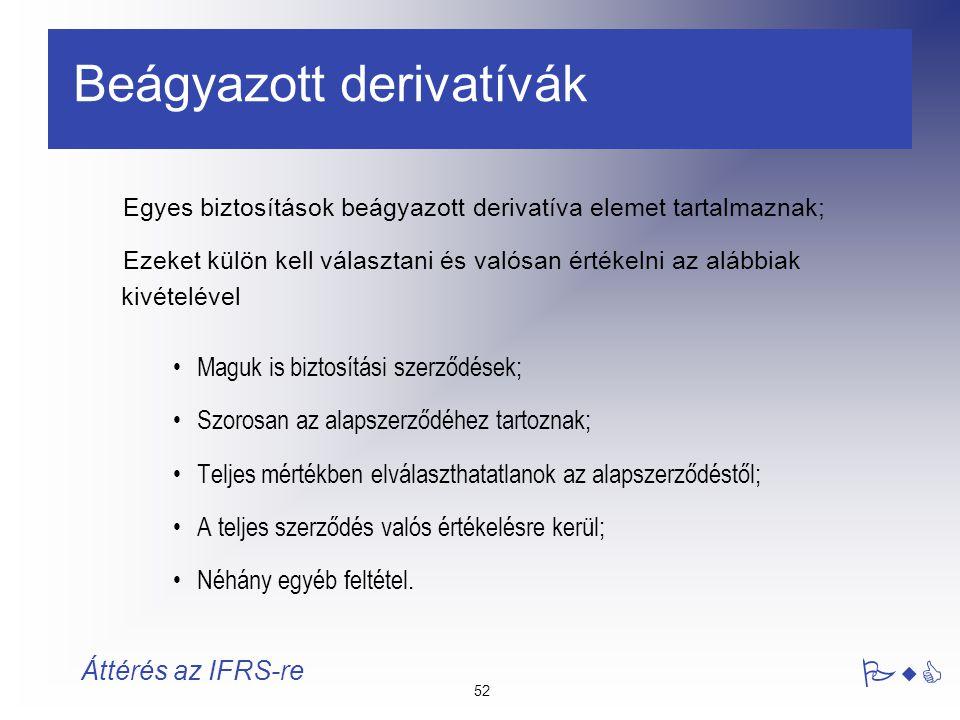 Beágyazott derivatívák