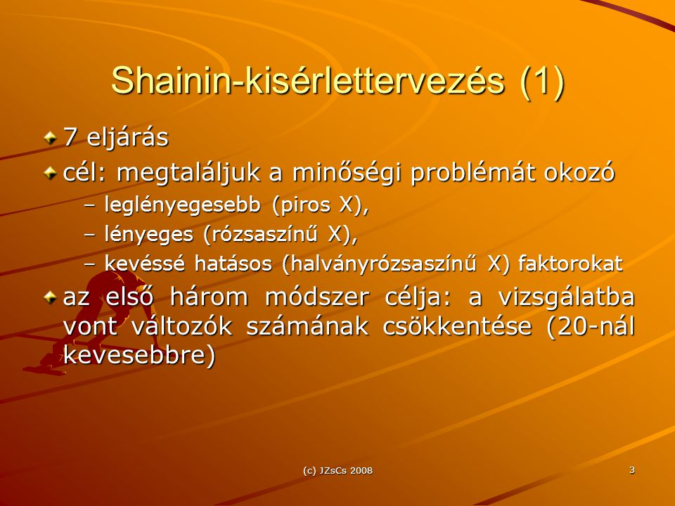 Shainin-kisérlettervezés (1)