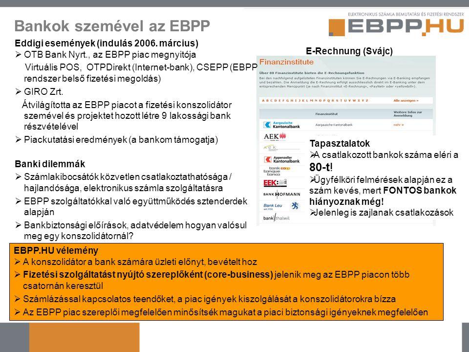 Bankok szemével az EBPP