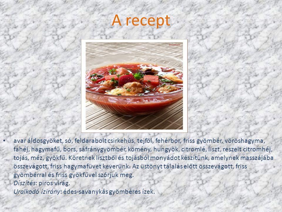 A recept