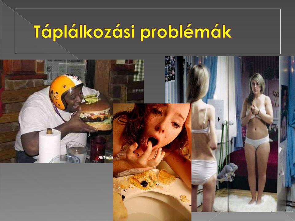 Táplálkozási problémák