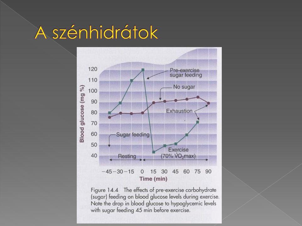 A szénhidrátok