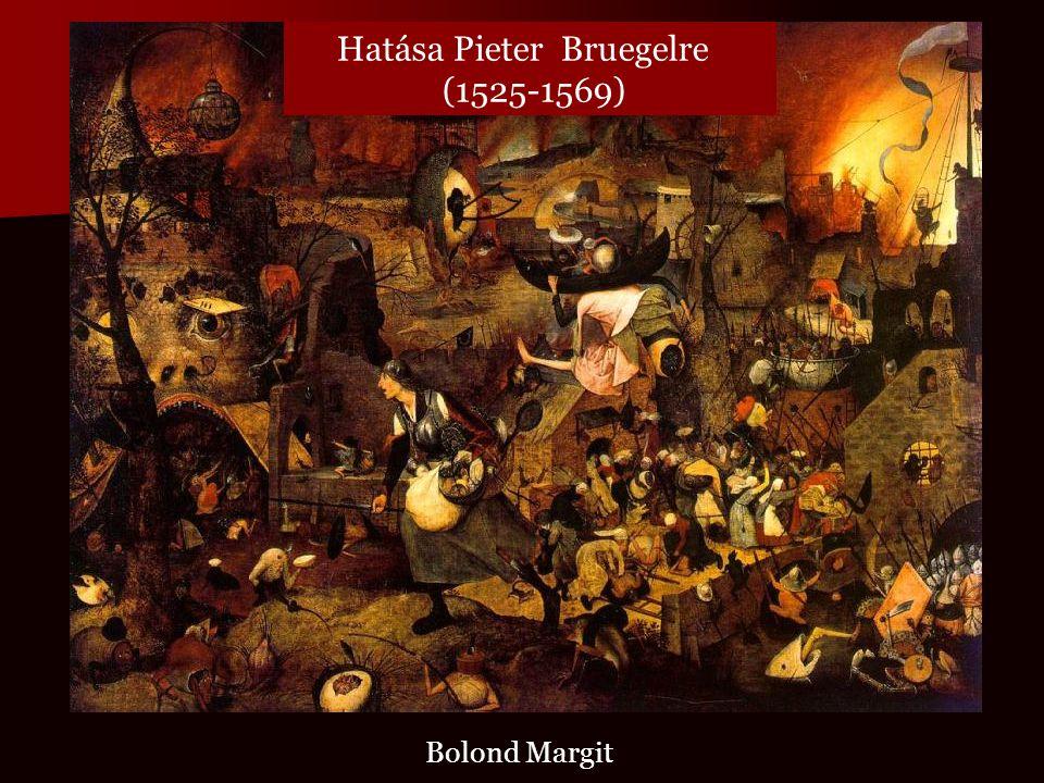 Hatása Pieter Bruegelre