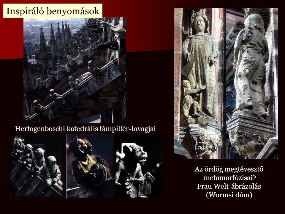 Hertogenboschi katedrális támpillér-lovagjai