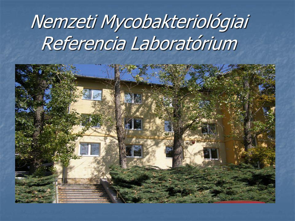 Nemzeti Mycobakteriológiai Referencia Laboratórium