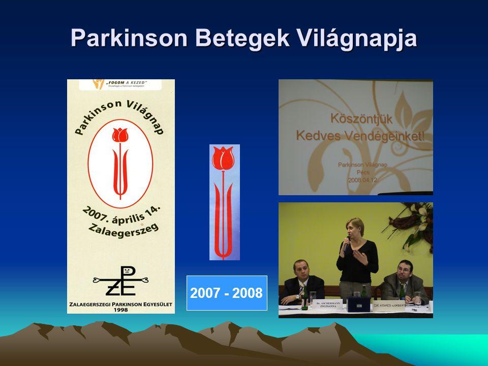 Parkinson Betegek Világnapja