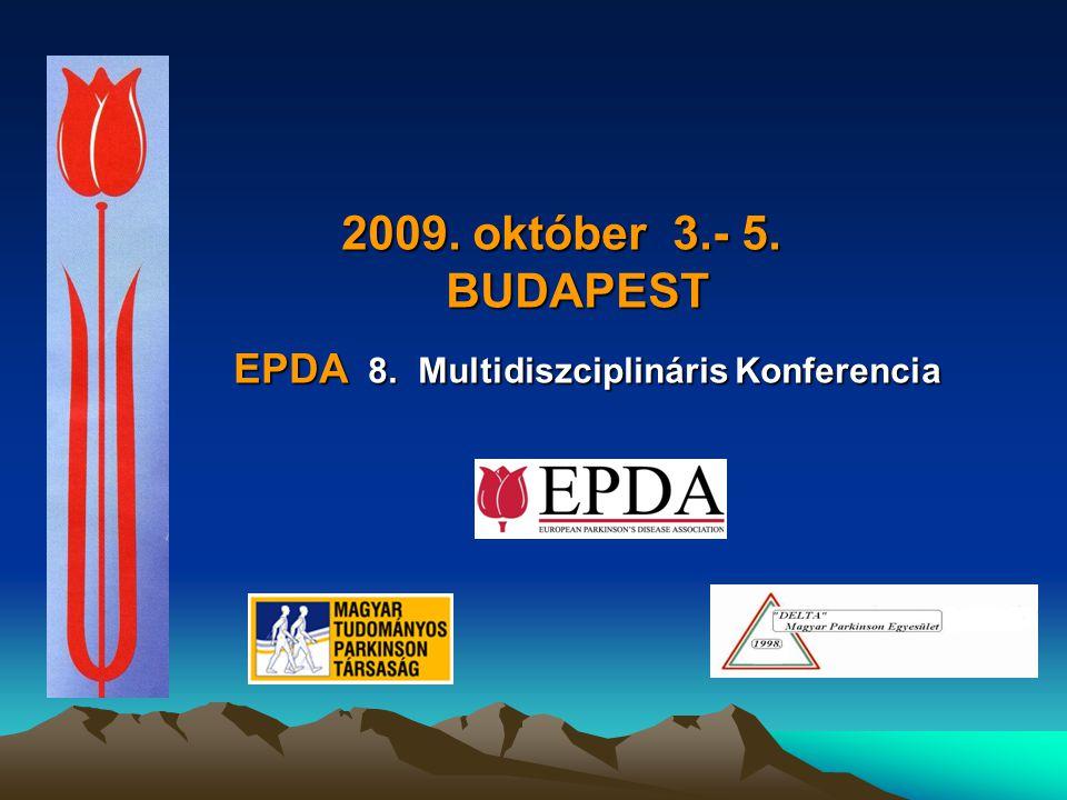 EPDA 8. Multidiszciplináris Konferencia