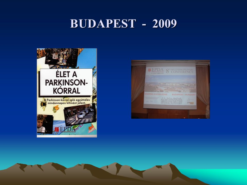 BUDAPEST - 2009