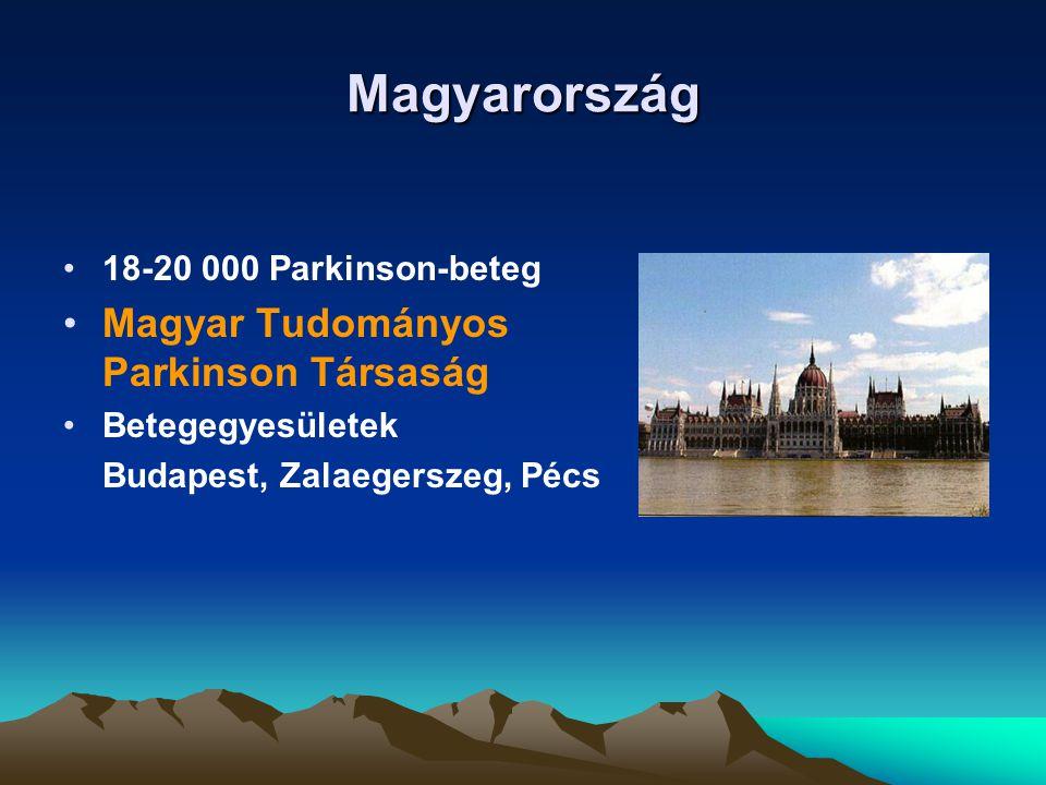 Magyarország Magyar Tudományos Parkinson Társaság
