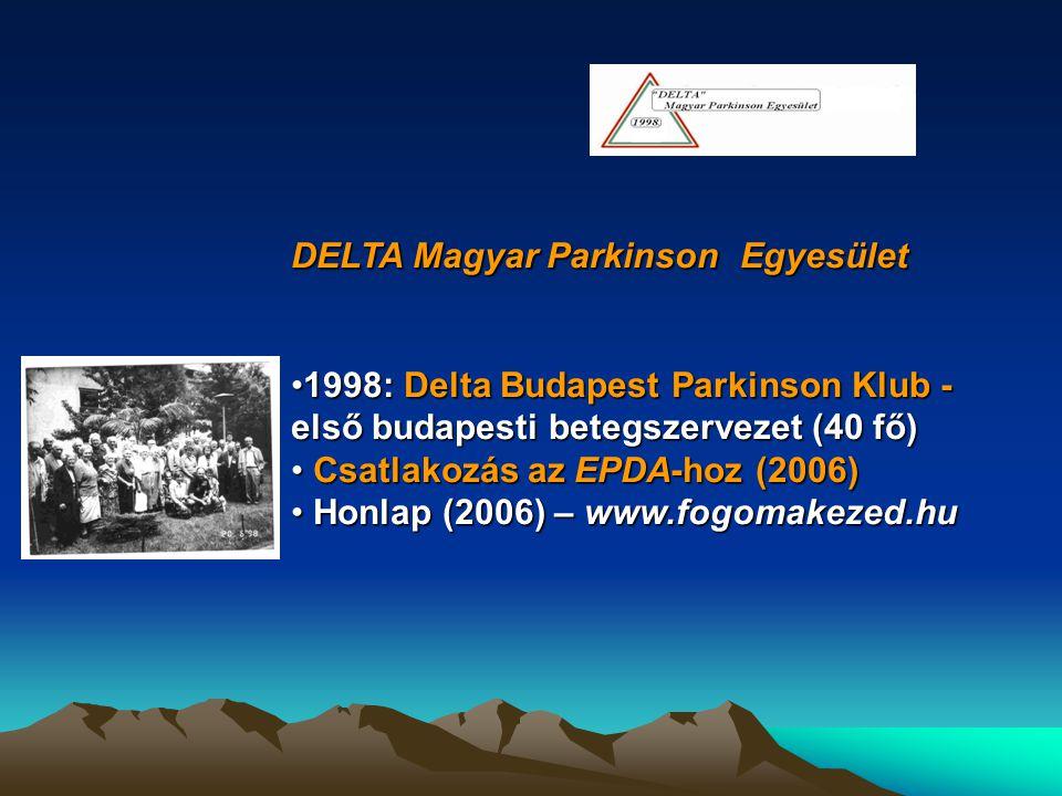 DELTA Magyar Parkinson Egyesület