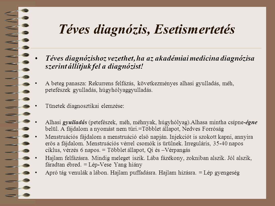 Téves diagnózis, Esetismertetés