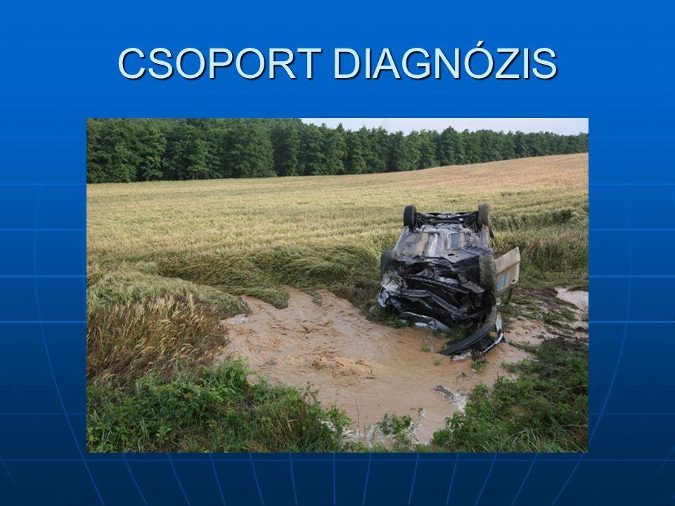 CSOPORT DIAGNÓZIS