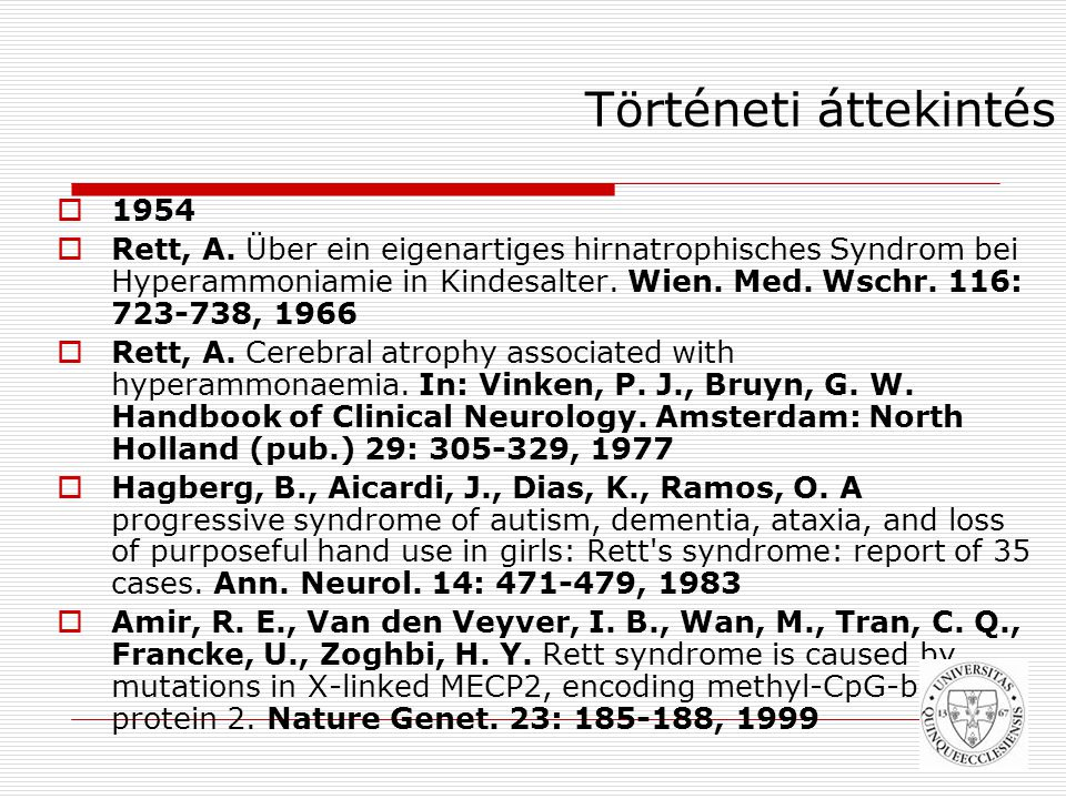 Történeti áttekintés 1954.