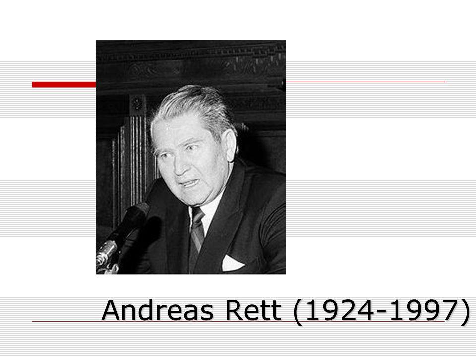 Andreas Rett (1924-1997)