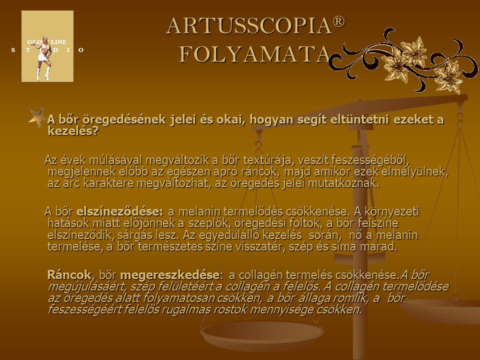 ARTUSSCOPIA® FOLYAMATA