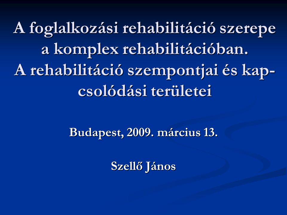 Budapest, 2009. március 13. Szellő János