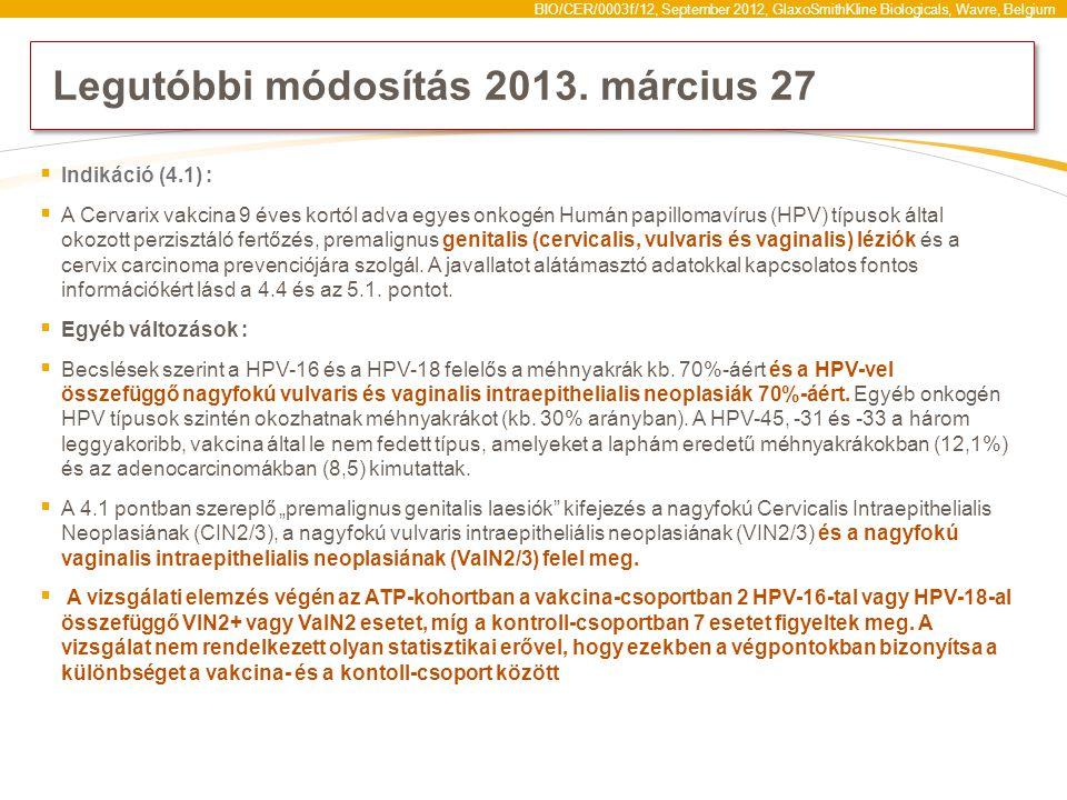 Legutóbbi módosítás 2013. március 27