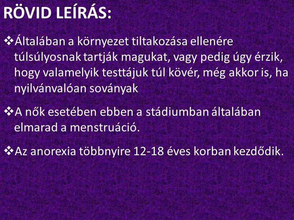 RÖVID LEÍRÁS: