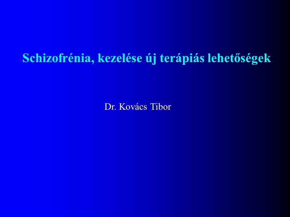 Schizofrénia, kezelése új terápiás lehetőségek